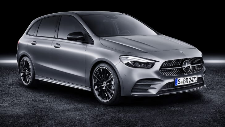 2019 Mercedes-Benz B-Class revealed, here mid-2019 | CarAdvice