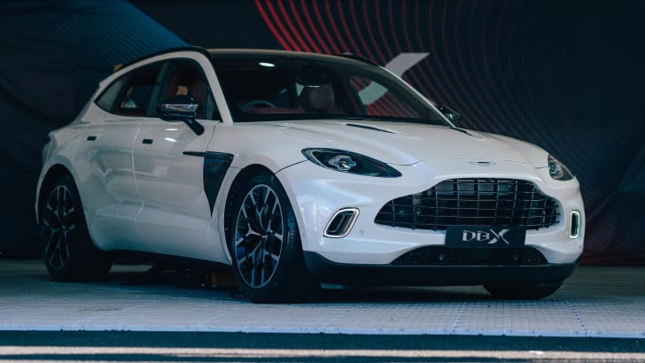 2020 Aston Martin Dbx 357 000 Suv Sold Out In Australia Caradvice