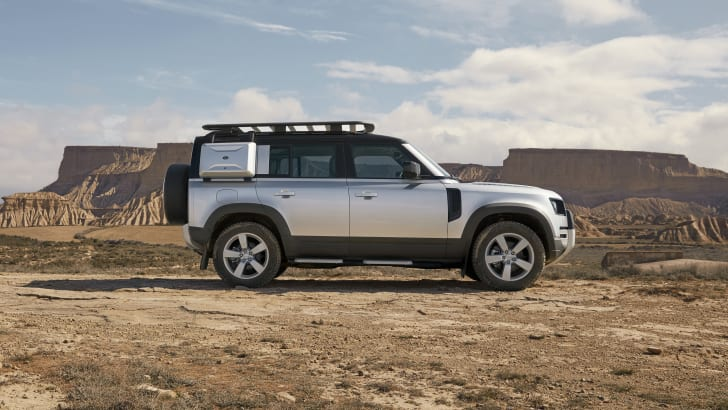 2020 Land Rover Defender 110价格和规格