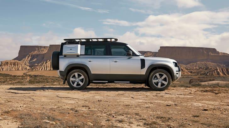 2020 Land Rover Defender 110价格和规格
