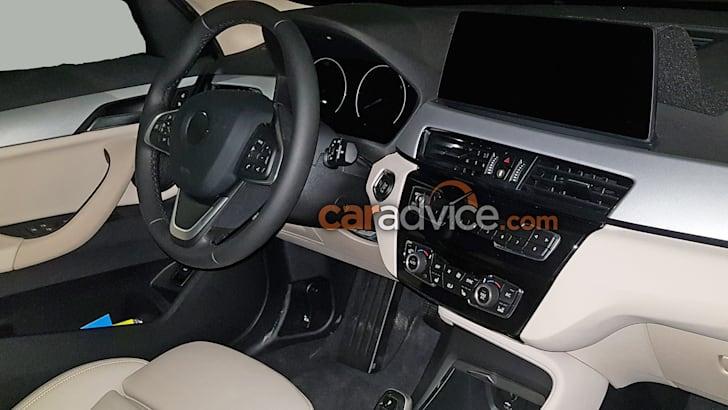 2019 BMW X1 'LCI' spied | CarAdvice
