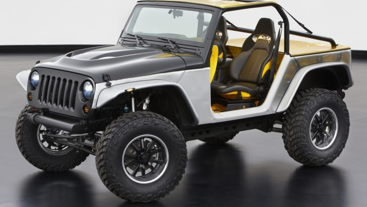 Jeep Wrangler Stitch - 1