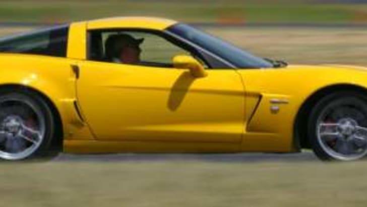 Corvette Z06 now in Australia