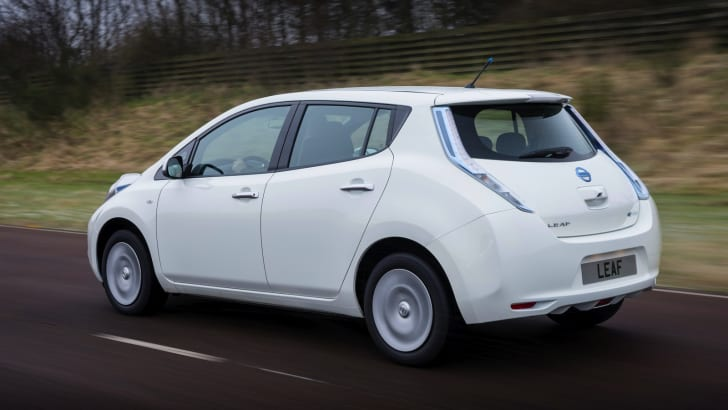 Nissan Leaf - 5