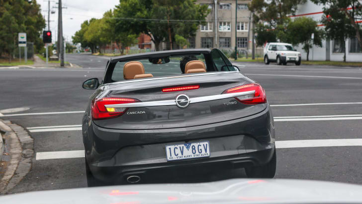 Holden / Opel Cascada Spotted in Melbourne
