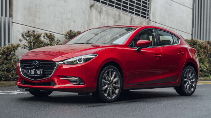 New Mazda3 Astina hatch (7)