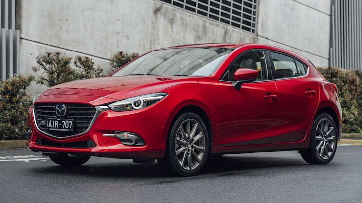 New Mazda3 Astina hatch (7)