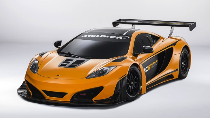 McLaren MP4-12C GT Can-Am Edition - 2