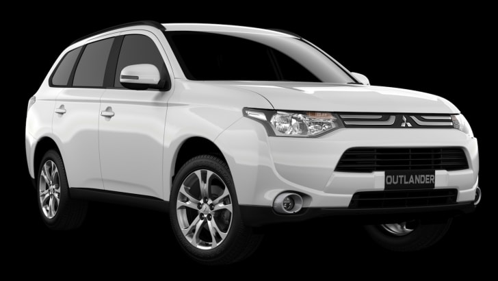 Mitsubishi Outlander 2014 Update LS - 1