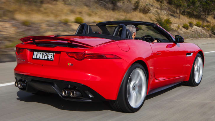Jaguar F-Type Makes Australian Debut