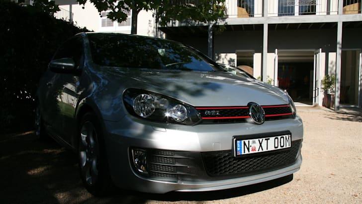 silver GTI