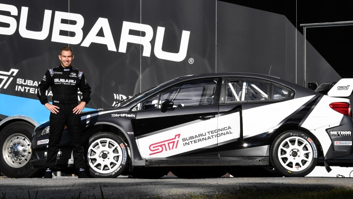 Chris Atkinson joins Subaru Rallycross Team-2