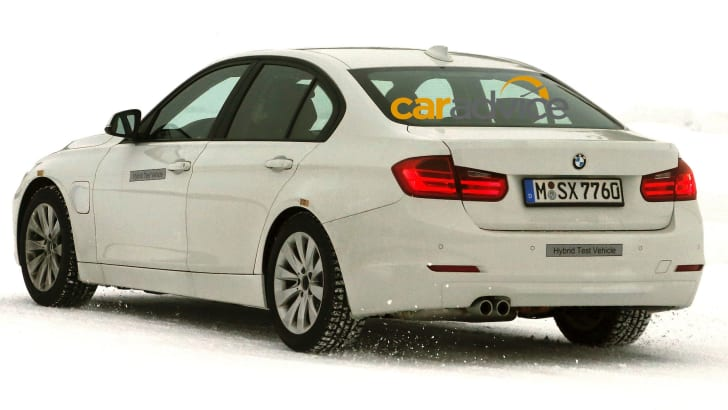 BMW 3 Series Plug-in Hybrid - 12