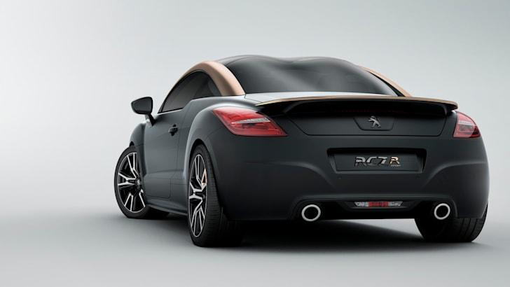 Peugeot RCZ R Concept - 2