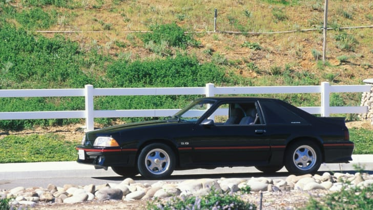 1987 Ford Mustang GT 5.0L