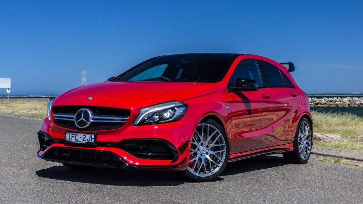 2016 Mercedes-AMG A45 4Matic-1