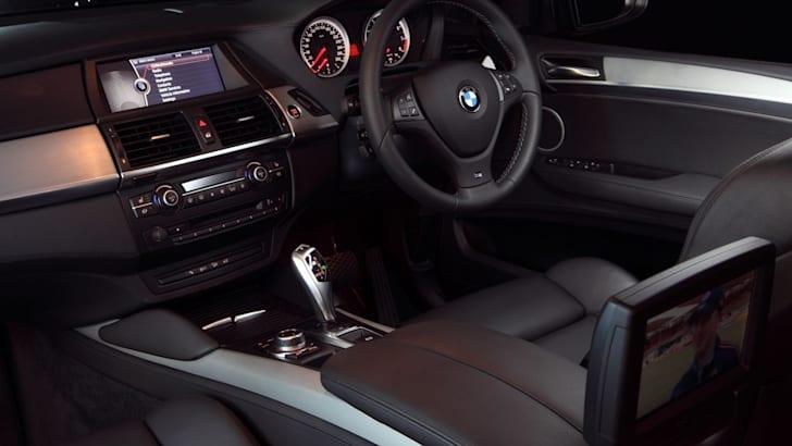 BMW X6 M int 2
