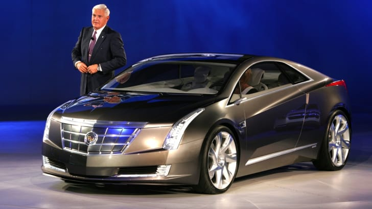 Cadillac Converj Concept Introduction at 2009 NAIAS