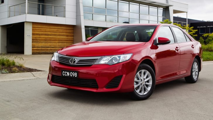 2012 Toyota Camry Altise