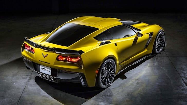 Chevrolet Corvette Z06 Leaked - 2