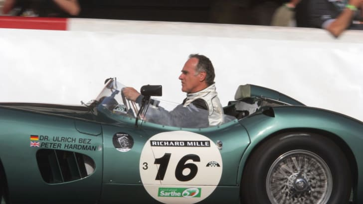 Aston Martin CEO Ulrich Bez2