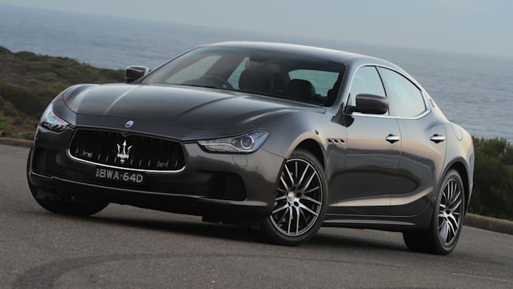 2014 Maserati Ghibli Diesel-7