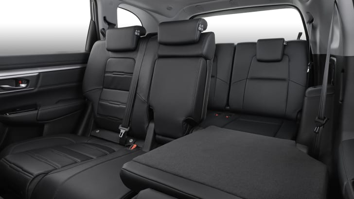 18YM CR-V 7 Seats