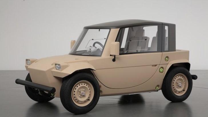 Toyota Camatte Concept - 6