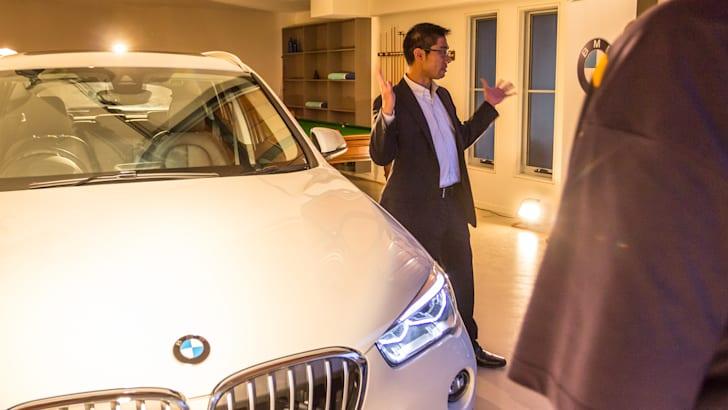 BMW X1 25i Design Interview 2015-6