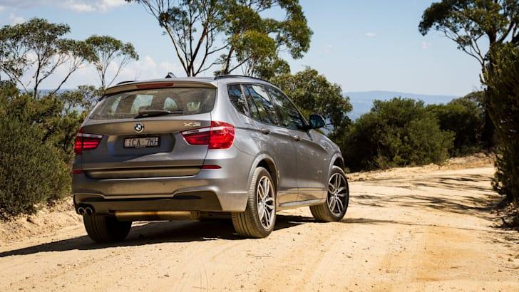 2015-BMWX3-LexusNX-smallSUVcomparo-sydney-17