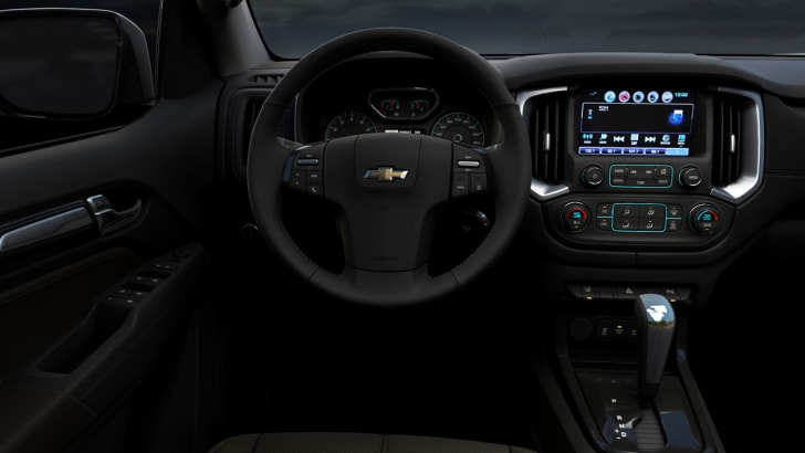 MY17 Chevrolet Trailblazer_Interior