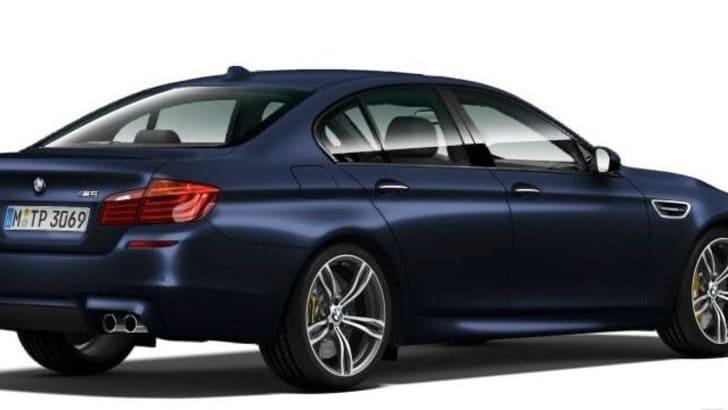 BMW M5 Facelift - 2