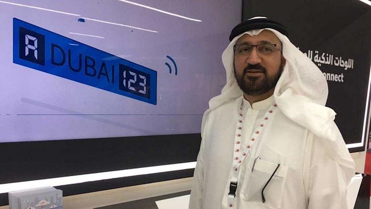 Dubai to trial digital number plates | CarAdvice