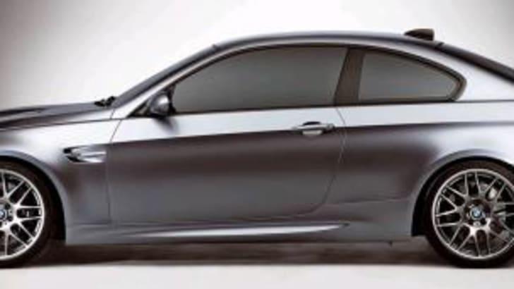 2007 BMW M3 Concept Side