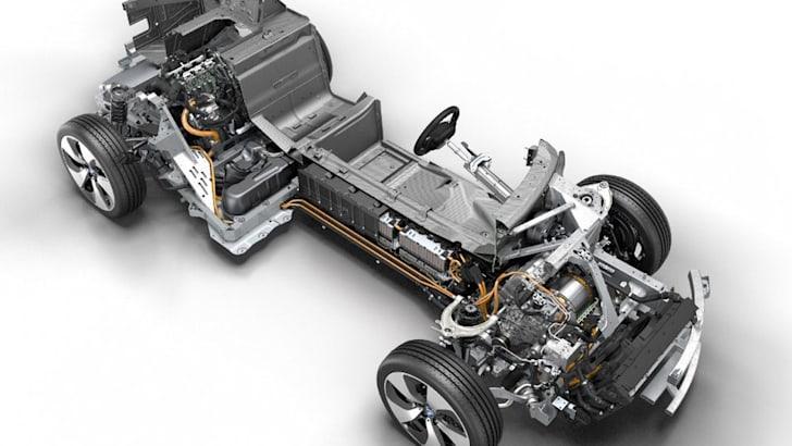 BMW i8 Leaked - 3