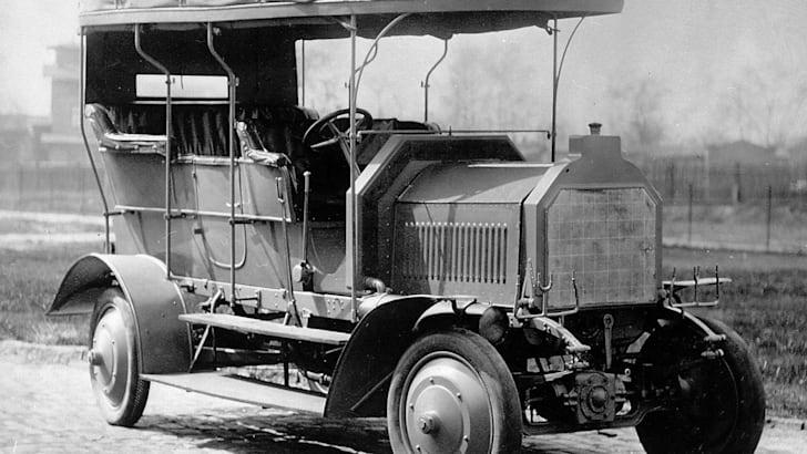 1907 Daimler-Motoren-Gesellschaft (DMG) Dernburg-Wagen