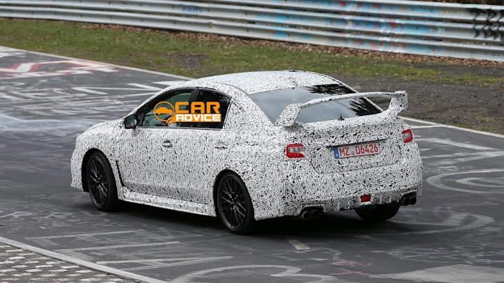 2014 Subaru WRX Nurburgring - 6