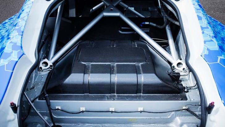 Aston Martin Rapide S Hybrid Hydrogen10