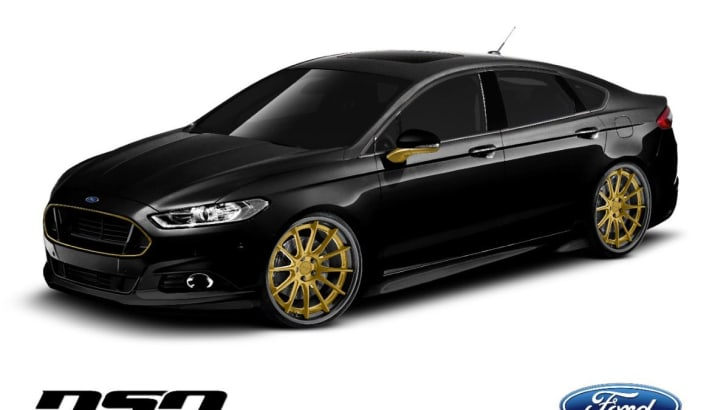 Ford Fusion2