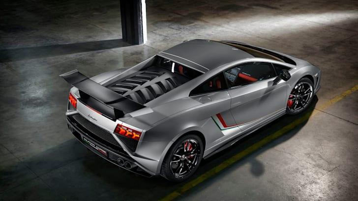 Lamborghini gallardo Squadra Corse5