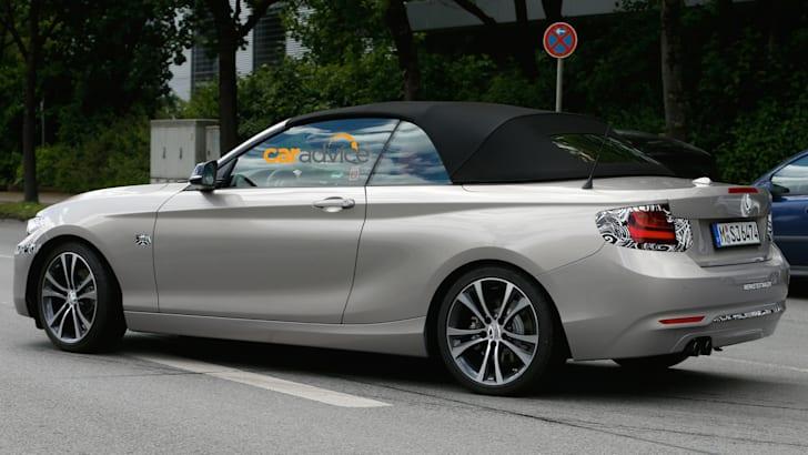 BMW 2-Series Cabrio 4