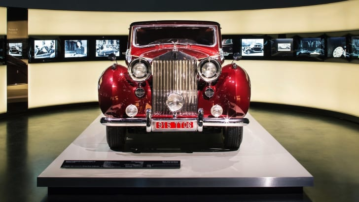 Rolls-Royce Exhibition - 2