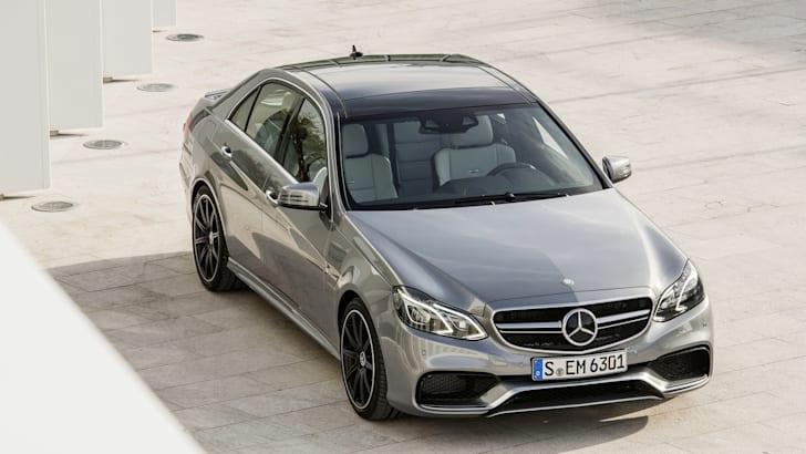 Mercedes-Benz E-Class - 3