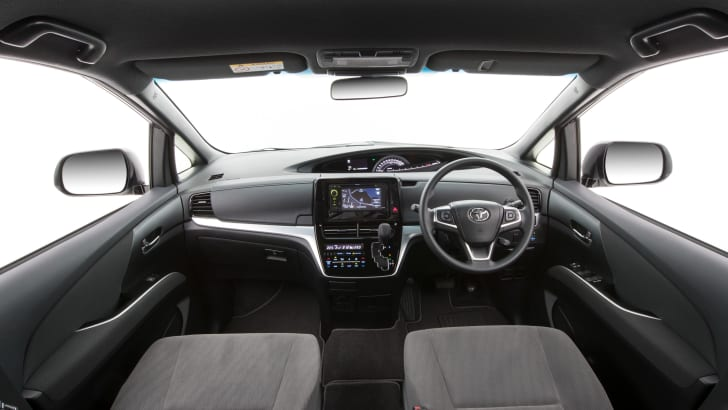 2016 Toyota Tarago GLi 4 cylinder