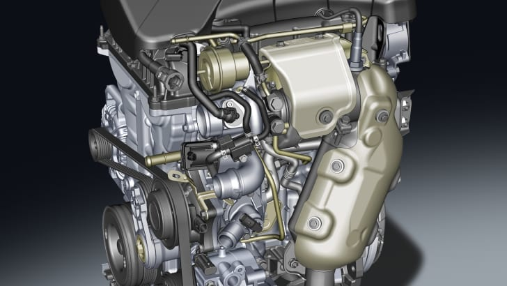 Opel 1.0 SIDI Turbo - 1