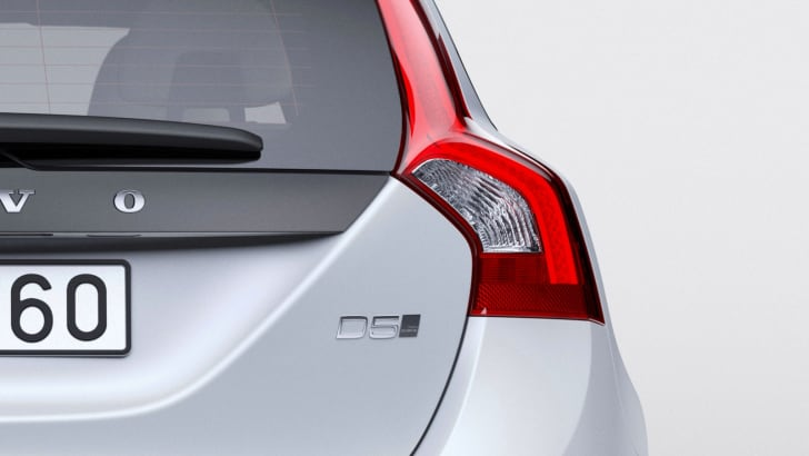 Volvo V60 Twin Engine Special Edition, exterior