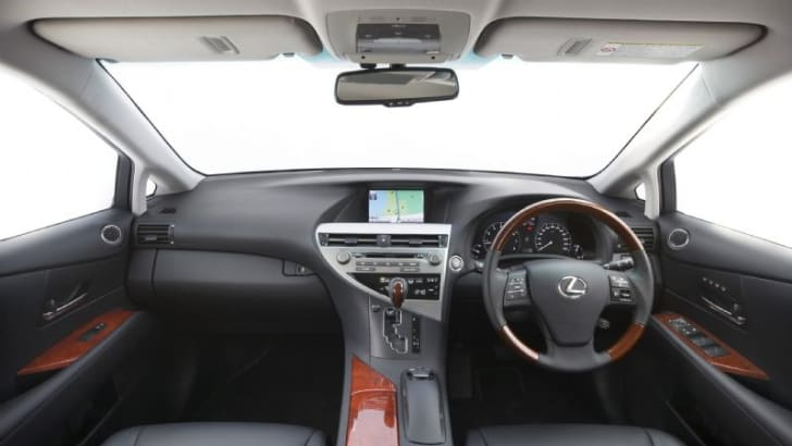 2009 Lexus RX 350 details and pricing