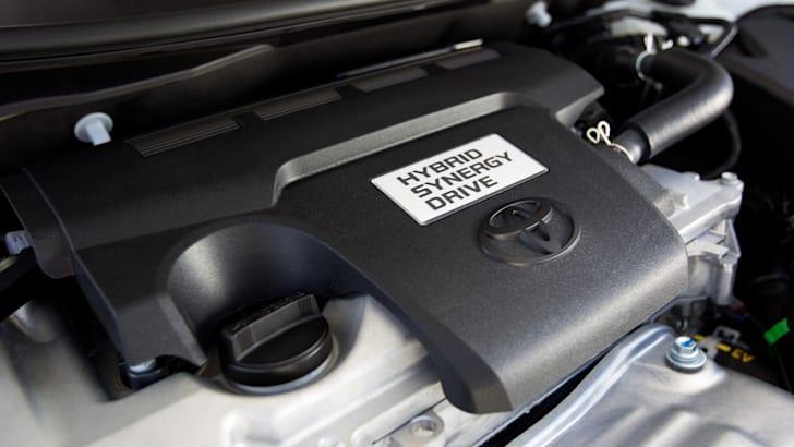 Toyota Camry Hybrid - 1