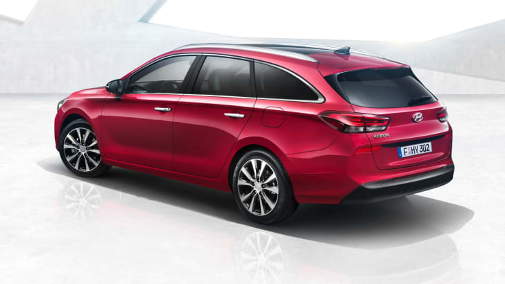 Next Generation Hyundai i30 Wagon: world premiere at the 2017 Ge