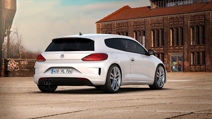 Volkswagen Scirocco R-Line